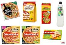 Nyheter fra Orkla Foods Norge våren 2017