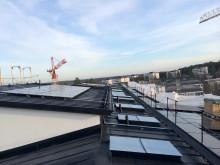 Miljövänlig el i Väsbyhems nyproduktion