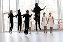 Intresset för dansträning i skolan ökar