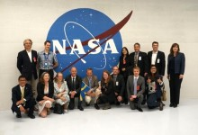 Swedish Aerospace Delegation at NASA Ames visit June 10-11, 2013