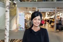 Anna Bergström, centrumledare på ReTuna, bland de tio mäktigaste i Hållbarhetssverige