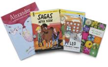 Max vill få fler barn att upptäcka läsglädje - delar ut 280 000 böcker