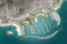 Ny marina bygges på Kypros