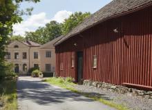 Unik ladugård restaurerad