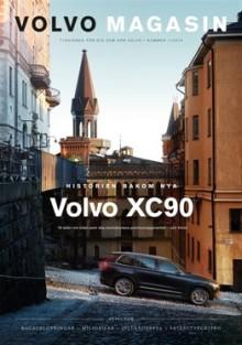 Volvo Magasin – ny kundtidning från Volvo
