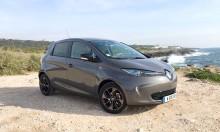 Ny Renault Zoe præsterer revolutionerende rækkevidde