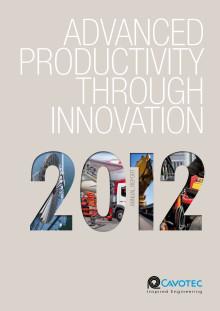 Cavotec Annual Report 2012