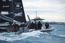 Event related to the America's Cup - the world's foremost yacht race - to be held in Japan for the first time!