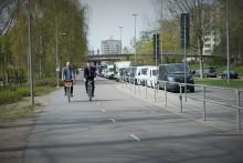 Ny utredning: Ökad cykling innebär miljardvinster för Stockholm