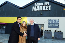 A new vision – and a new operator - for Radcliffe Market Hall