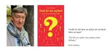 """""""En nyhet är som en förkylning."""" Vinnarna i Langenskiölds senaste facebooktävling presenteras här"""