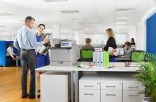 Nye A4-fargeskrivere fra Canon gir effektiv dokumentbehandling og kontroll
