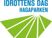 Upplagt för idrottsfest i Hagaparken