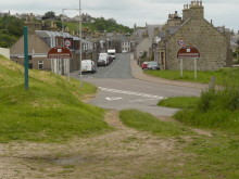 Planning for Portgordon's future
