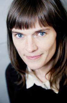 Frida Nilsson tilldelas Nils Holgersson-plaketten
