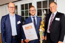 COWI presenterar vinnaren av Årets Projektledare 2015