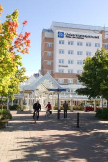 USÖ rankat som fjärde bästa universitetssjukhus