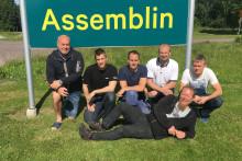 Assemblin förstärker inom automation i Borlänge