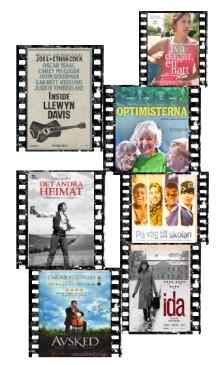 Lindesbergs Filmstudio presenterar vårterminens program