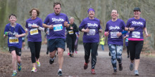 Research shows that a Resolution Run in Ipswich can cut your stroke risk