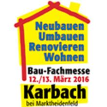 BAU-FACHMESSE Karbach - 12. - 13. März 2016