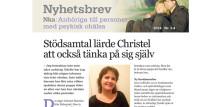 Nyhetsbrev nr 3- 4, 2014 - Psykisk ohälsa