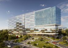 Skanska investerar EUR 37M, cirka 360 miljoner kronor, i första fasen av nytt kontorsprojekt i Bukarest, Rumänien