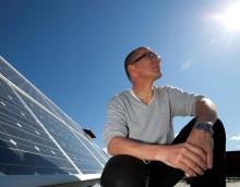 Innovation ska ge energi från väggarna