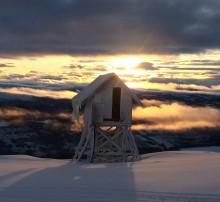 Rekordtidig skidåkning från Åreskutans högzon inleder Åres klassiska skidtestarhelg