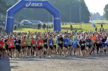 Vasastafetten 2015 lockade tusentals löpare
