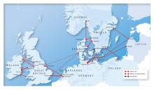 Stena Line växer med fem linjer på Östersjön