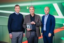 Lia barnehage fikk Varmepumpeprisen 2019