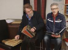 Vinterspår i Lindesberg bjuder på tonsatt sågspånspoesi