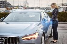 Volvo Cars – första biltillverkaren som lanserar en bil utan nyckel