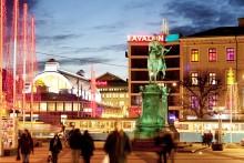 Nyheter i Julstaden Göteborg – första etappen tänds idag