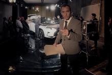 Lexus bjuder på 360°-upplevelse med Jude Law
