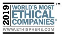 Schneider Electric utnämns till ett av världens mest etiska företag