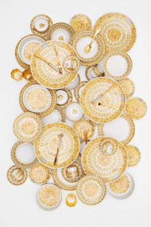 Golden Vibes: Medusa Rhapsody by Rosenthal meets Versace