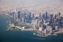Diplomatic tensions disrupting Qatari supply chains