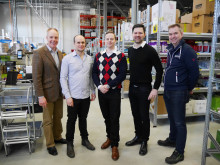 Svenskt Kosttillskott nominerad till Årets företagare