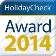 HolidayCheck Award 2014 für den Lindenhof