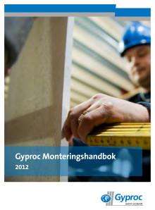 Ny monteringshandbok för lättbyggnadskonstruktioner