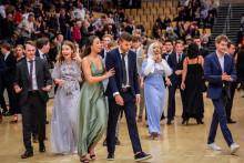 232 HHX-elever dansede Les Lanciers