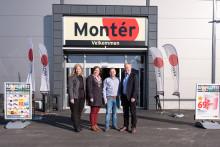 Splitter nytt Montér byggevarehus på Averøy