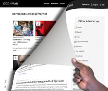 Myk lansering av nye nettsider