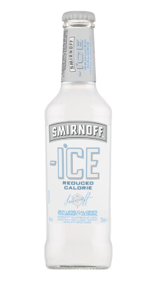Smirnoff Ice Reduced Calorie  – frisk vårnyhet helt utan socker men full av smak