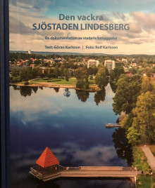 Praktfullt bokverk visar upp sjöstaden Lindesberg