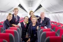 Norwegian valittiin Euroopan parhaaksi halpalentoyhtiöksi