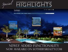 Sotheby's International Realty Brand Launches Integrated Marketing Strategy