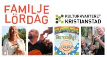 Familjelördagar för stora och små fortsätter på Kulturkvarteret i vår!